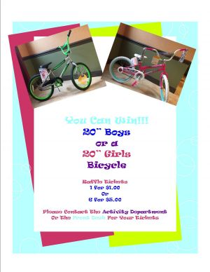 Bicycle Raffle