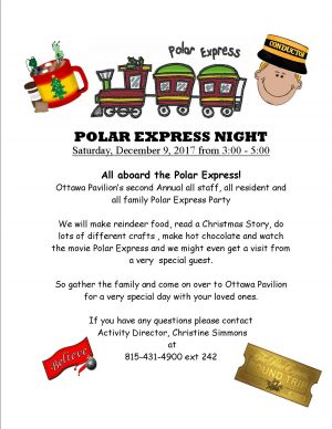 2nd Annual Polar Express