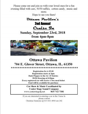 2nd Annual Car Show 2018